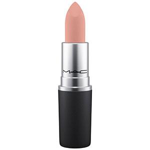 mac powder kiss in influentially it