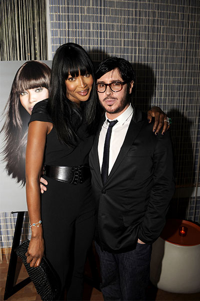 naomi campbell and francois nars
