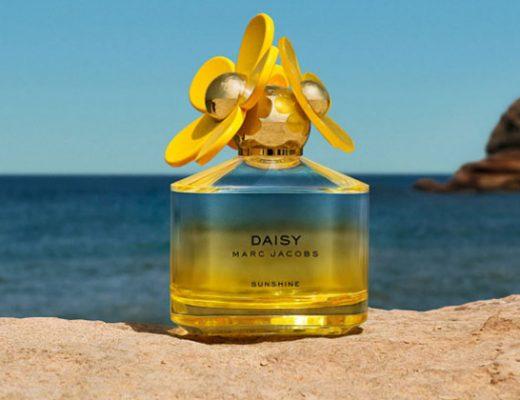 daisy marc jacobs sunshine edition