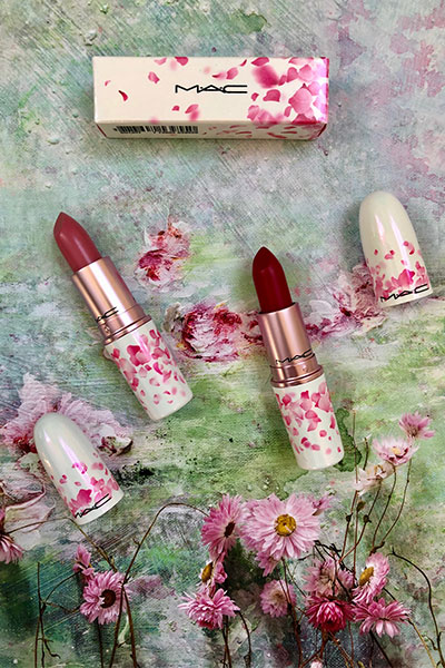 mac boom boom bloom lipstick
