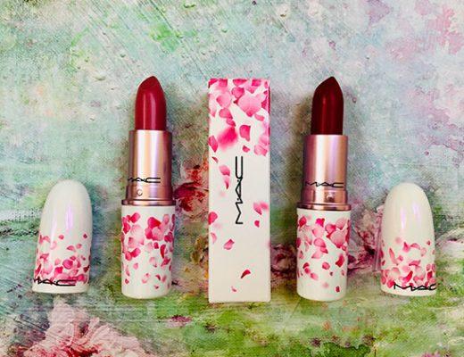 MAC Cosmetics Boom Boom Bloom lipsticks