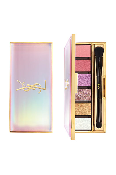 ysl shimmer rush all over palette