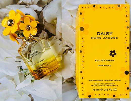 marc jacobs daisy eau so fresh sunshine fragrance