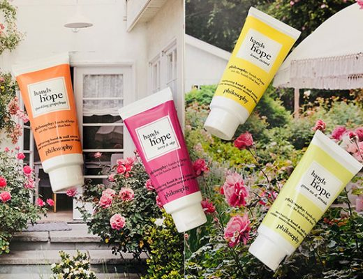 philosophy hands of hope scented collection giveaway