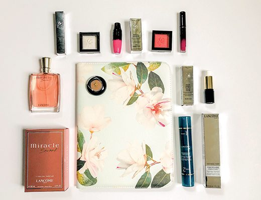 Spring Into Lancome Beauty Giveaway