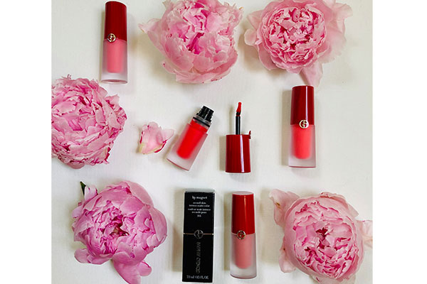 Giorgio Armani Beauty Lip Magnet Freeze Lip Collection