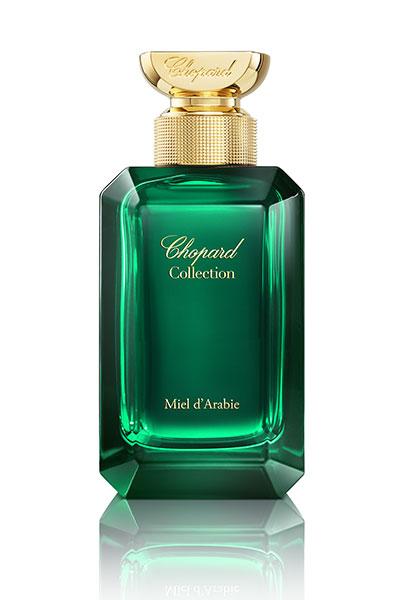 Chopard's exquisite Miele d'Arabie fragrance