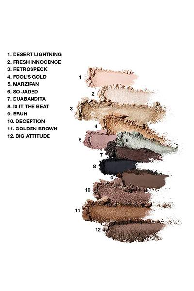 MAC Desert Lightning Eye Palette