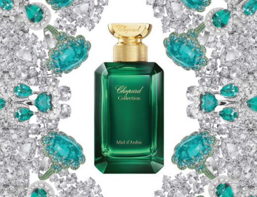 Chopard Gardens of Paradise Miele d'Arabie fragrance