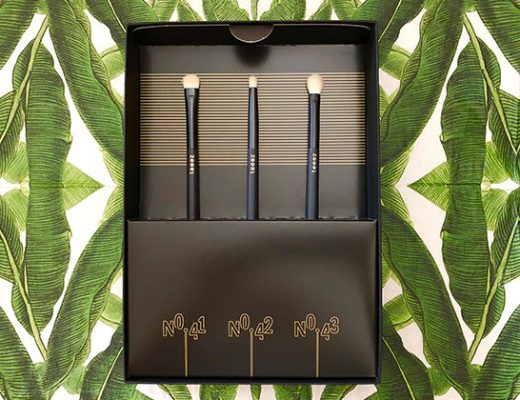 Teeez Cosmetics Artistry Kit Makeup Brushes