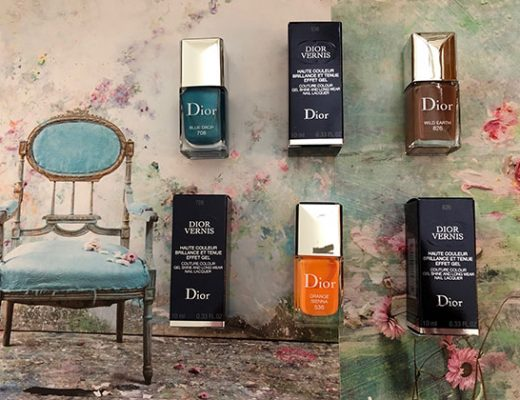 Dior's Summer nail lacquer shades