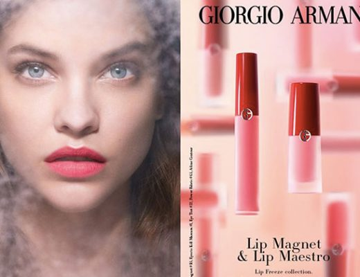 Giorgio Armani Beauty Lip Magner Lip Freeze Collection