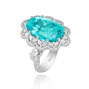 Chopard Red Carpet ring