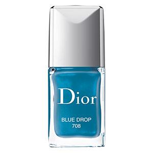 Dior Vernis #708 in Blue Drop