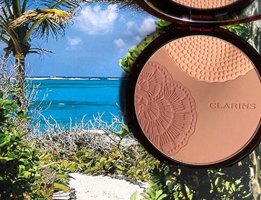 "Clarins Bronzing Compact in ""Sunrise Glow"""