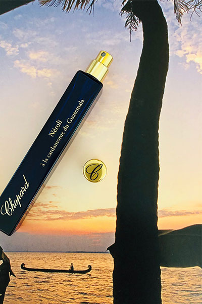 Chopard Neroli a la Cardamome de Guatamala fragrance