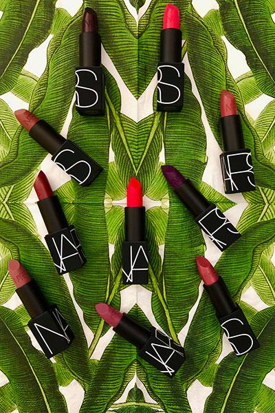 NARS Iconic Lipsticks