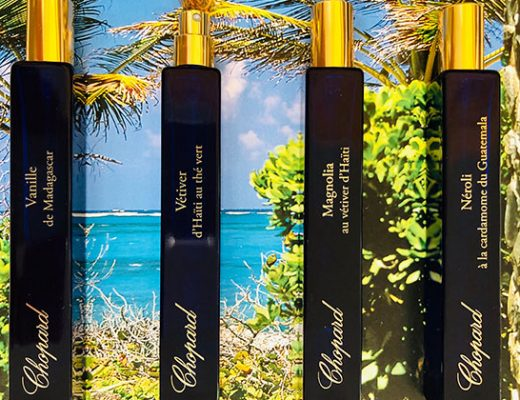 chopard garden of the tropics fragrance collection