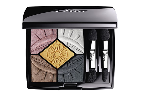 Dior 5-Couleurs Eyeshadow Palette in Intensif-Eye