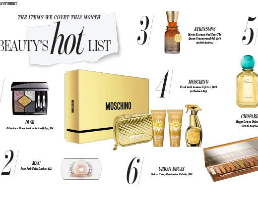 beauty hot list
