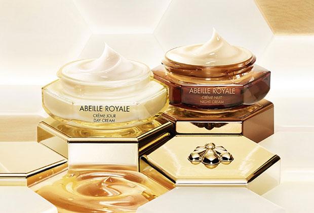 Guerlain's Abeille Royale expert creams