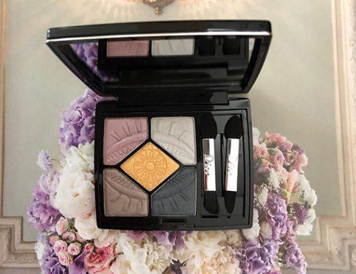 Dior 5-Couleurs Eyeshadow Palette in Intensif-Eye
