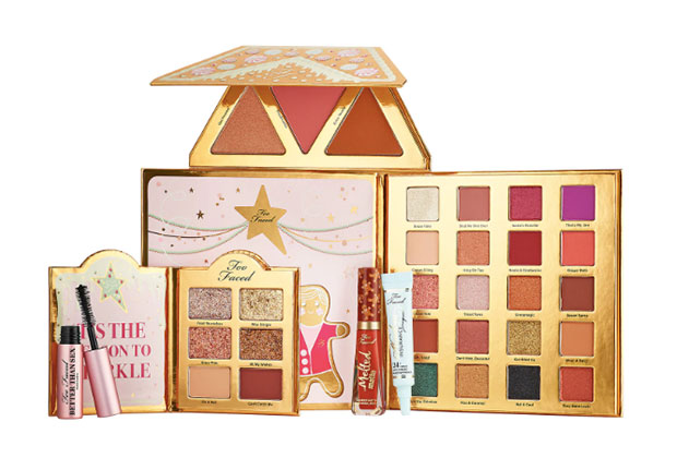 Too Faced Christmas Cookie House Party