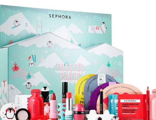 Sephora Collection Frosted Party Advent Calendar
