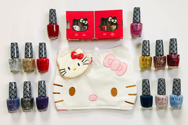 2019 OPI Hello Kitty Collection