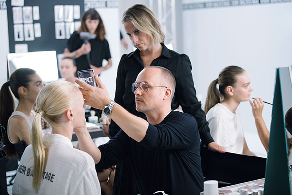 Peter Philips, Creative & Image Director, Dior Makeup