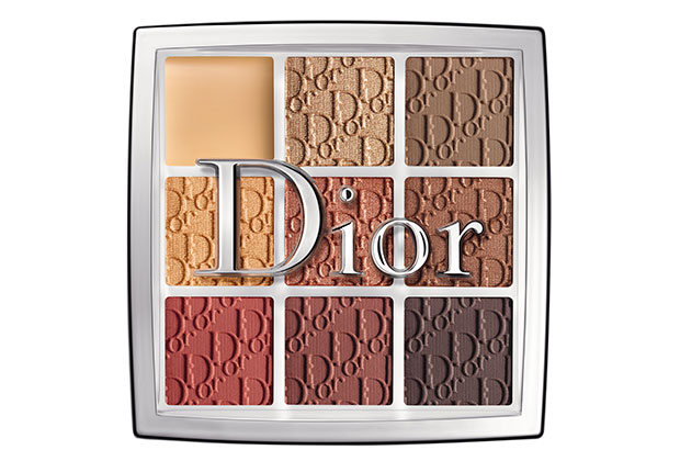 Dior Backstage Eye Palette in Amber Neutrals
