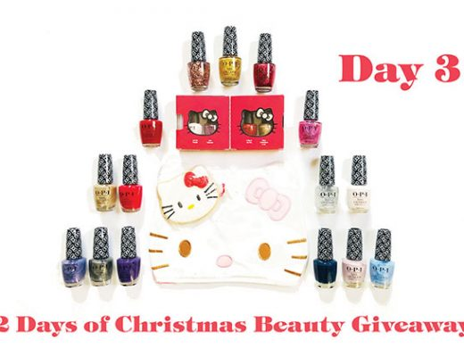 2019 OPI Hello Kitty Collection giveaway