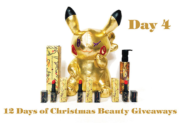 shu uemura x pokemon makeup collection giveaway