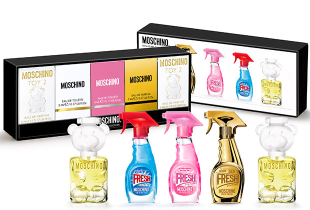 Moschino Fragrance Miniatures Collection