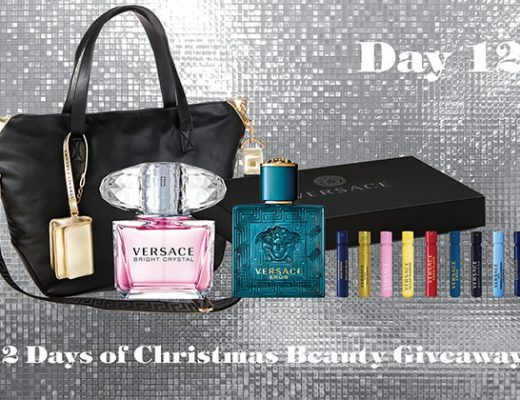 Versace Fragrance Favourites giveaway