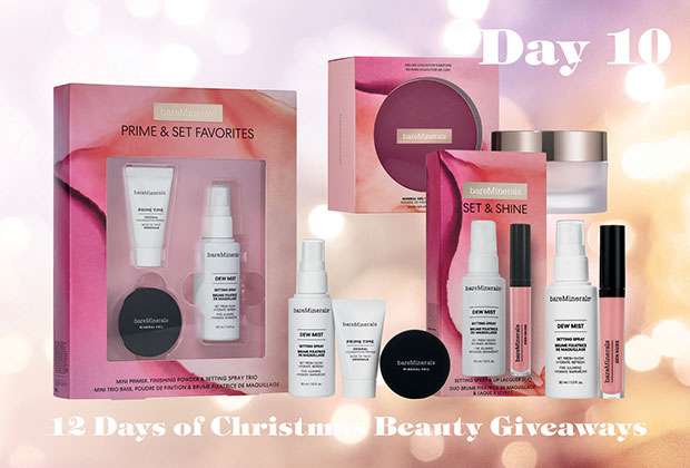 "bareMinerals ""Give Without Limits"" Holiday Sets"