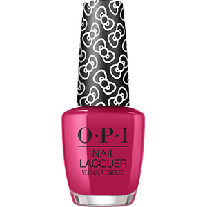 OPI Hello Kitty All About the Bows nail lacquer
