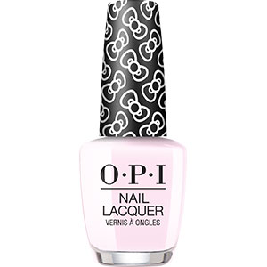 OPI Hello Kitty Let's Be Friends Nail Lacquer