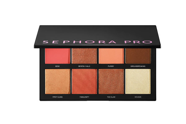 Sephora Pro Face Palette in Medium