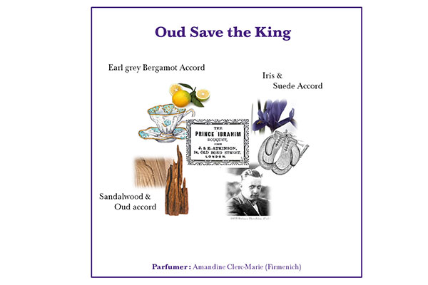 atkinsons oud save the king notes