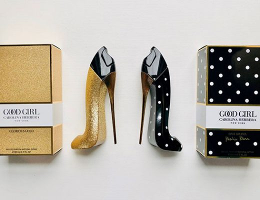 Carolina Herrera Good Girl Glorious Gold & Dot Drama fragrances