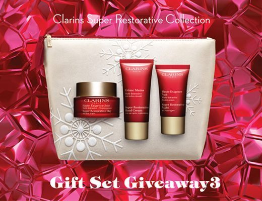 clarins super restorative collection giveaway