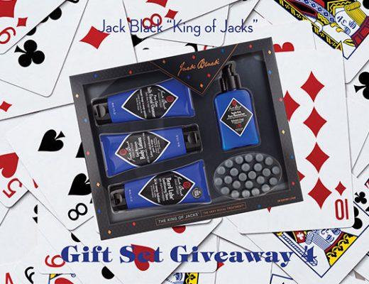 """Jack Black """"King of Jacks"""" Gift Set Giveaway"""