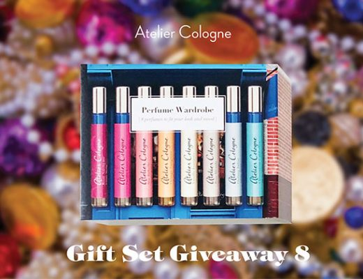 Atelier Cologne giveaway