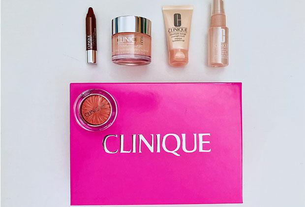 Clinique More Than Moisture gift set