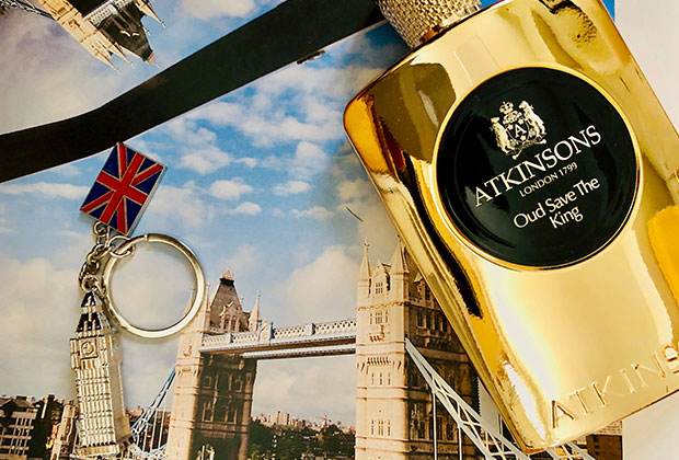 Atkinsons Oud Save the King luxe fragrance giveaway