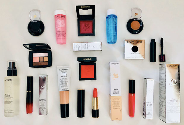 Lancome 2020 Makeup Resolutions giveaway