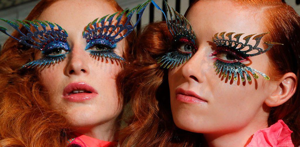 Catwalk Beauty Trend: Caribbean Colour