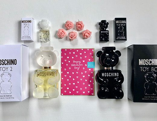 Moschino Toy Fragrance Valentine's Giveaway