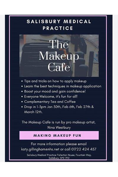 nina westbury's makeup cafe